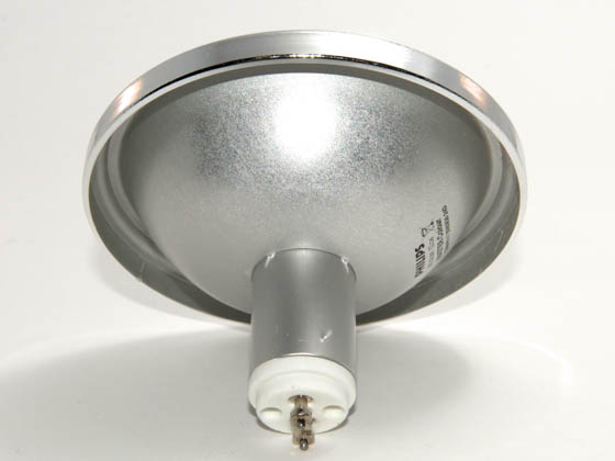 Philips Lighting 135566 CDM-R111 35W/830 24DG Philips 35 Watt R111 Warm White Metal Halide Reflector Flood