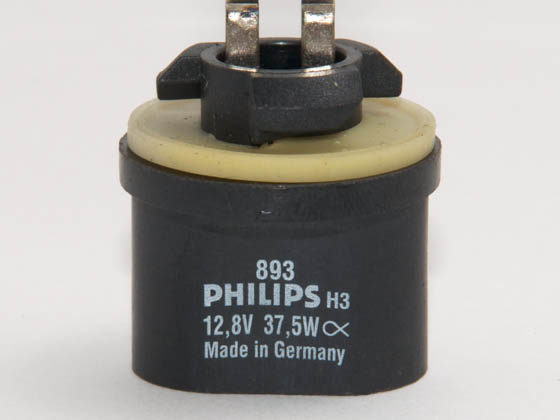Philips Lighting PA-893B1 893B1 PHILIPS STANDARD 893 Miniature Automotive Lamp – Original Equipment Quality