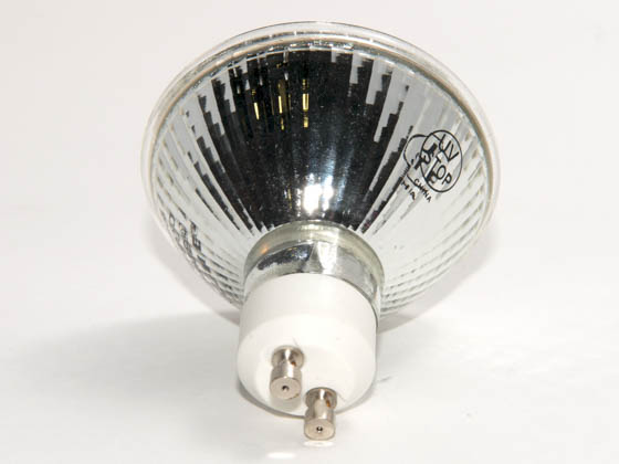 Bulbrite B620476 75MR20/GU10S (120V) 75 Watt, 120 Volt MR20 Halogen Flood Spot