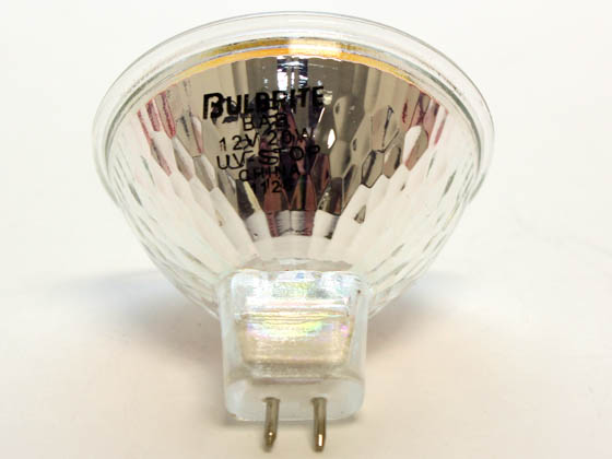 Bulbrite 641320 BAB 20W 12V MR16 Halogen Flood BAB Bulb