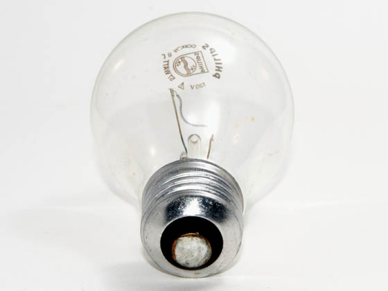 Philips Lighting 214635 57A/CL (130V) Philips California Approved 57 Watt, 130 Volt A19 Clear Bulb