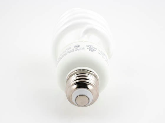 TCP TEC801023-41 80102341K 23W Cool White Spiral CFL Bulb, E26 Base