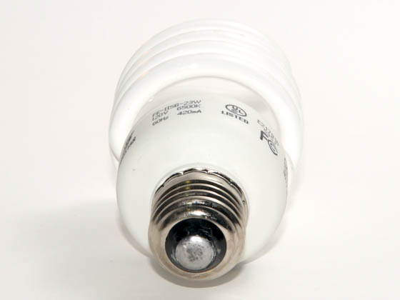 Longstar FE-IISB-23W/65K Long Star 23W 120V Daylight White Spiral CFL Bulb