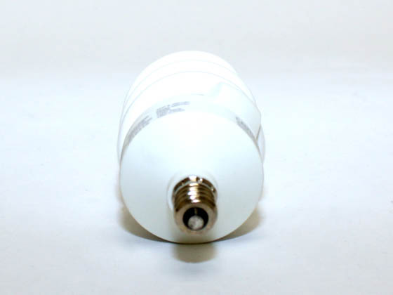 TCP TEC48913C 48913C  (13W Mini Spiral, Cand. Base) 13W Warm White Spiral CFL Bulb, E12 Base