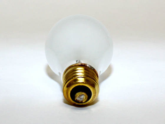 Halco Lighting HAL6319 A19FR25/5 (130V) Halco 25W 130V A19 Frosted Long Life Bulb, E26 Base