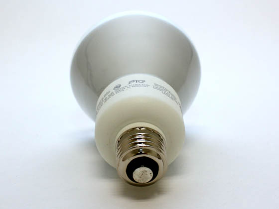 TCP 4R3016TD 65 Watt Incandescent Equivalent, 16 Watt, 120 Volt R30 Warm White Dimmable Reflector CFL Bulb.  SEE ADDITIONAL INFORMATION SECTION for CFL Dimming Performance Information.