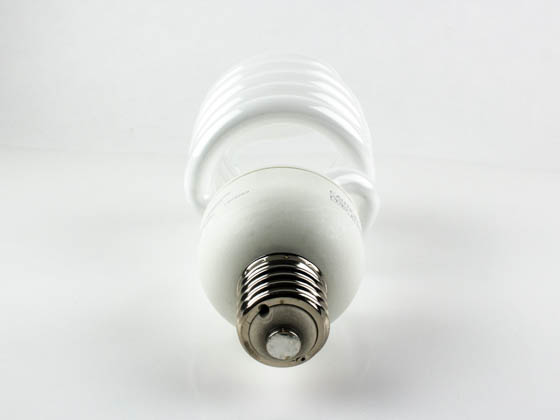 TCP TEC28968H277-50K 28968H27750K 68W 277V Bright White Spiral CFL Bulb, E39 Base