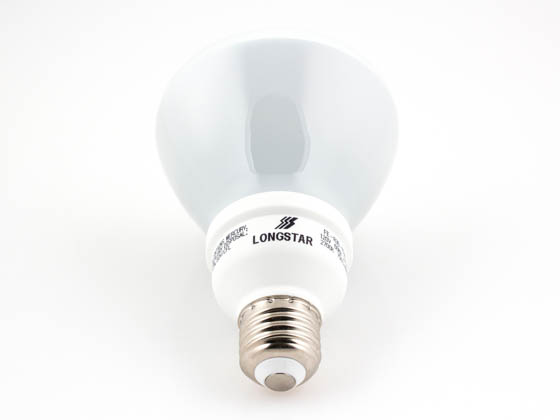 Longstar FE-R30-15W/27K Long Star 15W 120V Warm White R30 CFL Bulb