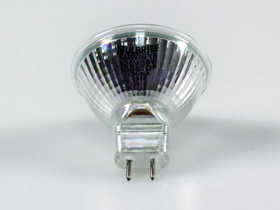 Bulbrite B620335 FMW/GY8 (120V) 35W 120V MR16 Halogen Flood FMW Bulb