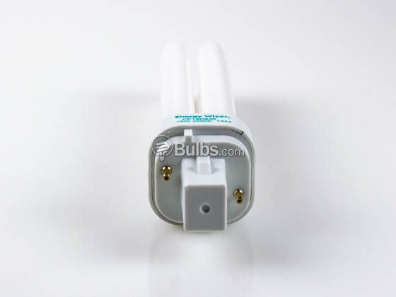 Bulbrite 524138 CF18D835 18W 2 Pin G24d2 Neutral White Double Twin Tube CFL Bulb