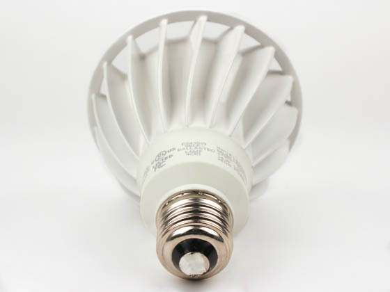 TCP LED14E26P3027KFL 75 Watt Equivalent, 14 Watt, 120 Volt DIMMABLE 25,000-Hr 2700K Warm White LED PAR30/L Bulb