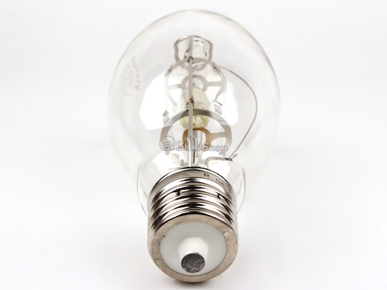 Plusrite FAN1557 MP250/ED28/PS/BU/4K 250W Clear ED28 Pulse Start Metal Halide Bulb