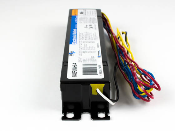Universal B432PUNVHE-A000I Electronic Programmed Rapid Start Ballast 120V to 277V for (4) F32T8