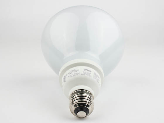 TCP 804023 23WR40FLWW 125 Watt Incandescent Equivalent, 23 Watt, R40 Warm White Compact Fluorescent Medium Base Bulb