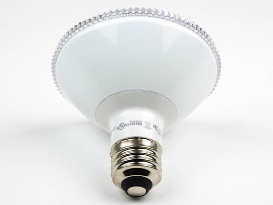 TCP LED12P30SD27KFL Dimmable 10W 2700K 40° PAR30S LED Bulb, Wet Rated
