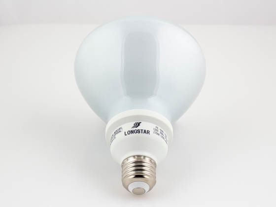 Longstar FE-R40-23W/27K Long Star 23W 120V Warm White Bulb, R40 CFL