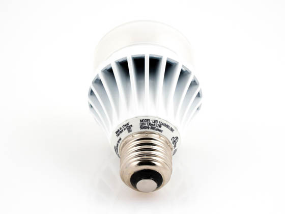 NaturaLED 5772 LED12A19/86L/30K 60 Watt Equiv., 12 Watt, 120 Volt Dimmable 3000K Soft White Omni-Directional LED A-19 Bulb