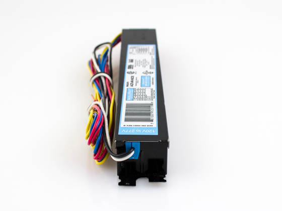 Advance Transformer IOP4P32LWN35I Philips Advance Electronic Ballast 120V to 277V for (4) F32T8