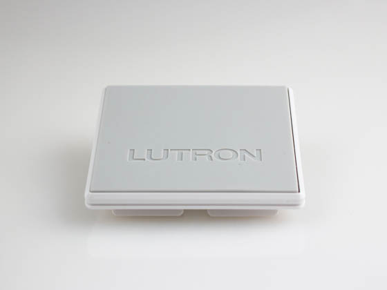 Lutron Electronics L-PED2-WH Lutron Pico Wireless Control Double Pedestal Table Stand