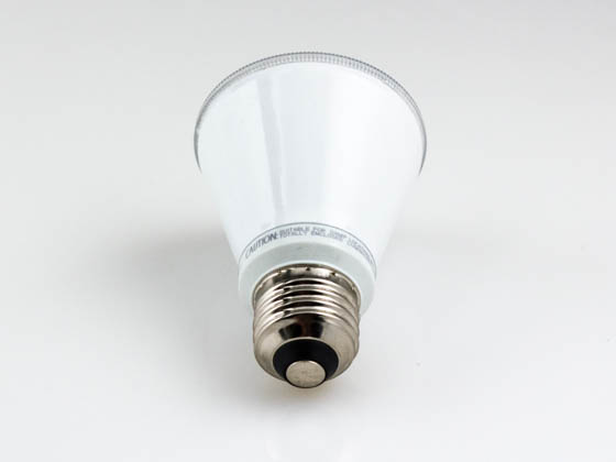 TCP LED8P20D41KFL Dimmable 7W 4100K 40° PAR20 LED Bulb, Wet Rated