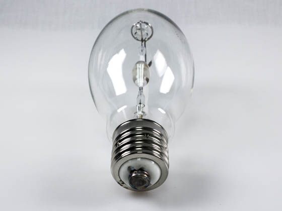 Plusrite 1656 MS175/ED28/PS/U/4K 175W Clear ED28 Pulse Start Metal Halide Bulb