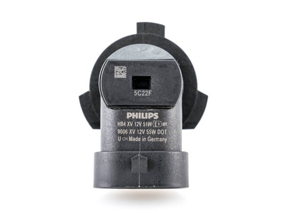Philips Lighting PA-9006XVS2 9006XVS2 Philips 9006, HB4 XtremeVision Low Beam Headlight