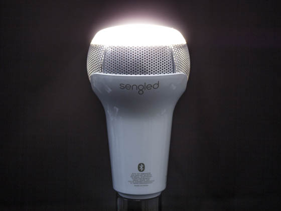 Sengled C01-A66NAE26W C01A66NAE26W Pulse Solo Dimmable LED Light with Bluetooth Speakers