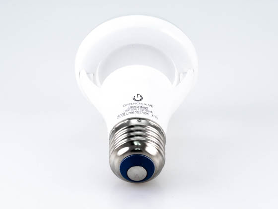 Green Creative 40612 6.5R20G4DIM/827 Dimmable 6.5W 2700K R20 LED Bulb, Enclosed Rated