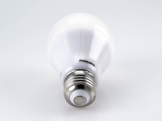 Philips Lighting 455881 9A19/LED/850/DIM 120V Philips Dimmable 9W 5000K A19 LED Bulb