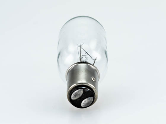 Microlamp 25T8/CL/NAV/BAY15D/120V Marine 25W T8 120V Navigation lamp with a BAY15D base