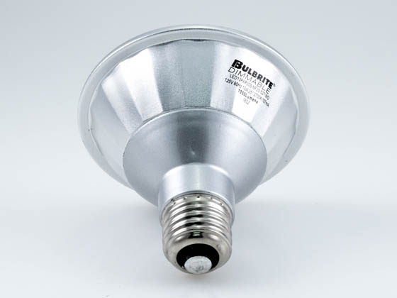 Bulbrite 772721 LED13PAR30S/FL40/827/WD Dimmable 13W 2700K 40° PAR30S LED Bulb, Enclosed and Wet Rated
