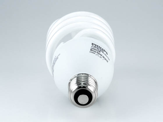 Philips Lighting 461475 EL/mdT 32 Philips 125 Watt Incandescent Equivalent, 32 Watt, 120 Volt Warm White Spiral CFL Bulb
