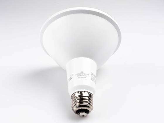 NaturaLED 5931 LED15PAR38/OD/120L/FL/950 Dimmable 15W 5000K 40° PAR38 LED Bulb, 90 CRI, Wet Rated