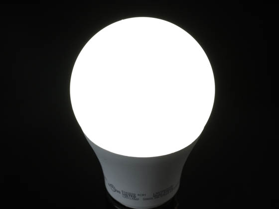TCP L9A19N1550K Non-Dimmable 9 Watt 5000K A-19 LED Bulb, Enclosed Rated