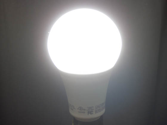 NaturaLED 4531 LED17A21/160L/950 Dimmable 17 Watt 5000K A-21 LED Bulb, JA8 Compliant