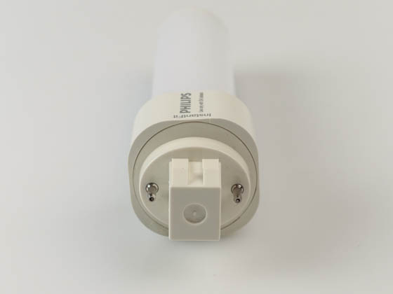 Philips Lighting 532341 5PL-C/LED/13H/840/IF5/P/2P Philips 5W 2 Pin Horizontal 4000K GX23-2 LED Bulb, Ballast Compatible
