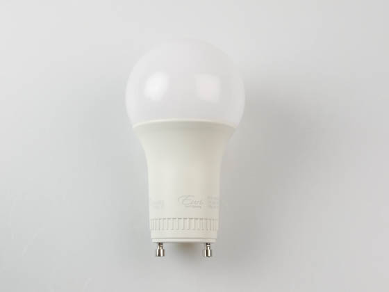 Euri Lighting EA19-11W2050eG-2 Dimmable 11W 5000K A19 LED Bulb, GU24 Base, Enclosed Fixture Rated