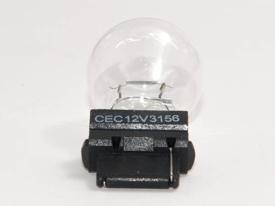 CEC Industries C3156 3156 CEC 27W 12.8V 1.6A Mini S8 Bulb