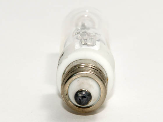 Havells-SLI S60262 75Q/CL (130V, Mini-Can Base) 75 Watt, 130 Volt T4 Clear Halogen Mini-Can Bulb