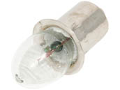 CEC Industries CPR3 PR3 CEC 1.79W 3.57V 0.5A B3.5 Flashlight Bulb
