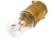 CEC Industries C44 44 CEC 1.58W 6.3V 0.25A T3.25 Mini Bulb