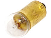 CEC Industries C53 53 CEC 1.7W 14.4V 0.12A G3.5 Mini Bulb