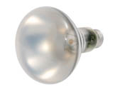Philips Lighting 167692 65BR30/SP20/LL (120V) Philips 65W 120V BR30 Long Life Reflector Spot E26 Base