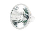 GE GE20832 Q50MR16/C/WFL55 (12V, 6000 Hrs) 50W 12V MR16 Halogen Wide Flood Bulb
