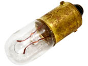 CEC Industries C1847 1847 CEC 0.94W 6.3V 0.15A Mini T3.25 Bulb