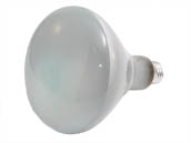 Philips Lighting 167411 65BR/FL60/LL (120V) Philips 65W 120V BR40 Frosted Long Life Reflector Flood E26 Base