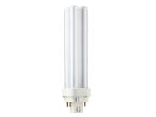 Philips Lighting 383299 PL-C 18W/827/4P/ALTO (4 Pin) Philips 18W 4 Pin G24q2 Very Warm White Double Twin Tube CFL Bulb