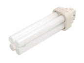 Philips Lighting 383257 PL-C 13W/827/4P/ALTO (4-Pin) Philips 13W 4 Pin G24q1 Warm White Double Twin Tube CFL Bulb