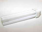 Philips Lighting 383364 PL-C 26W/835/4P/ALTO (4 Pin) Philips 26W 4 Pin G24q3 Neutral White Double Twin Tube CFL Bulb