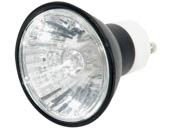Bulbrite B638050 EXN/GU10/BLK (120V, 3000 Hrs) 50W 120V MR16 Halogen Flood EXN Bulb